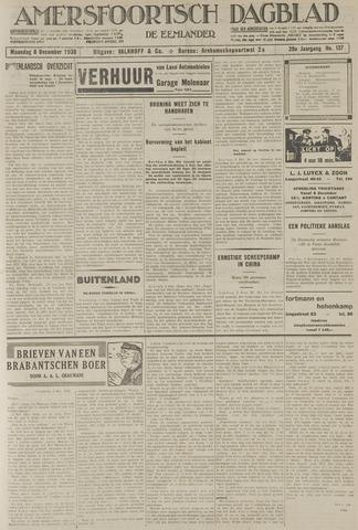 Amersfoortsch Dagblad / De Eemlander 1930-12-08