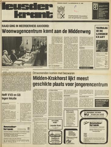 Leusder Krant 1980-03-04