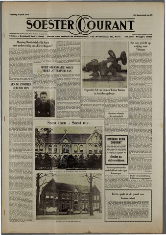 Soester Courant 1971-04-09