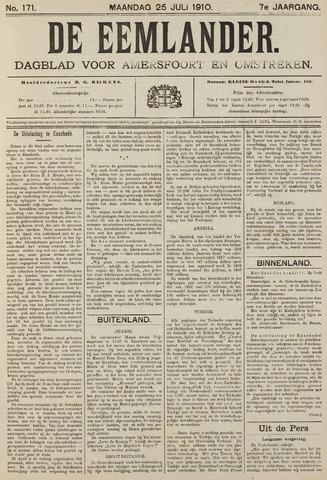 De Eemlander 1910-07-25