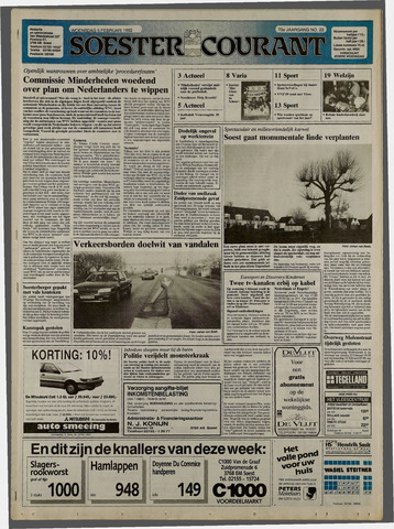 Soester Courant 1992-02-05