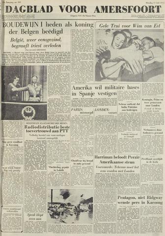 Dagblad voor Amersfoort 1951-07-17