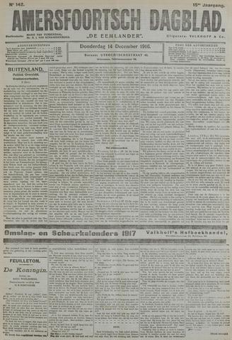 Amersfoortsch Dagblad / De Eemlander 1916-12-14