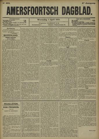 Amersfoortsch Dagblad 1905-04-05