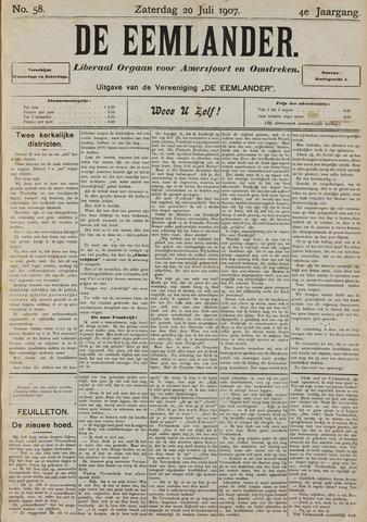 De Eemlander 1907-07-20
