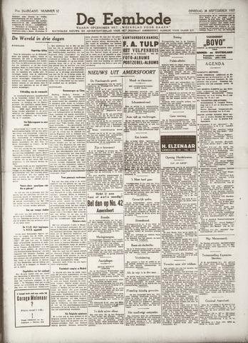 De Eembode 1937-09-28