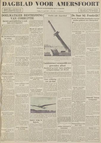Dagblad voor Amersfoort 1947-04-11