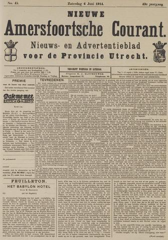 Nieuwe Amersfoortsche Courant 1914-06-06