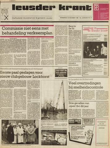 Leusder Krant 1988-12-22