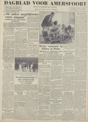 Dagblad voor Amersfoort 1947-07-24