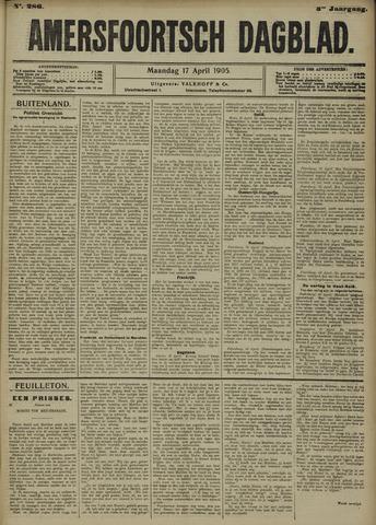 Amersfoortsch Dagblad 1905-04-17