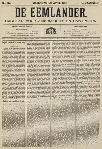 De Eemlander 1911-04-22