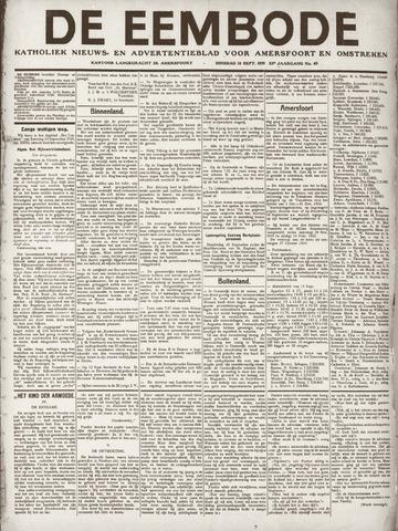 De Eembode 1919-09-16