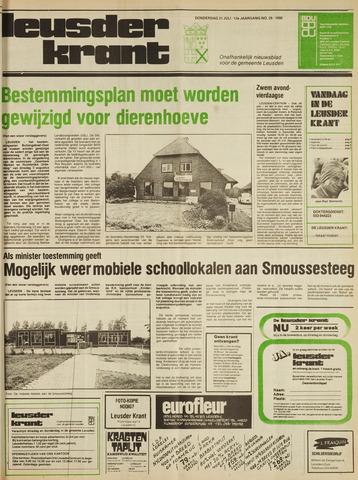 Leusder Krant 1980-07-31