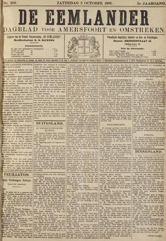 De Eemlander 1908-10-03