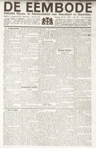 De Eembode 1917-10-16