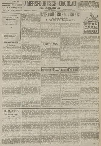 Amersfoortsch Dagblad / De Eemlander 1920-04-17