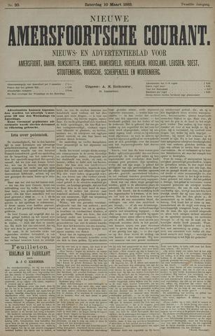 Nieuwe Amersfoortsche Courant 1883-03-10