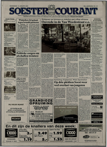Soester Courant 2004-01-14