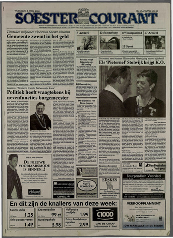 Soester Courant 2000-04-05