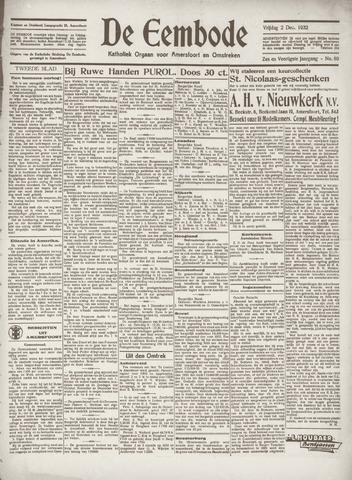 De Eembode 1932-12-02
