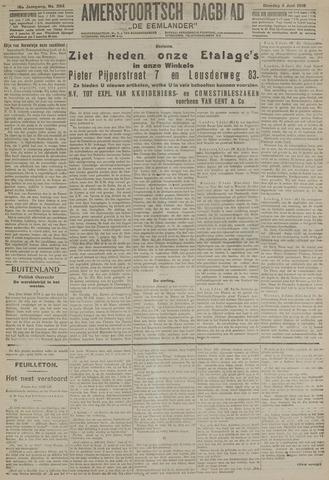 Amersfoortsch Dagblad / De Eemlander 1918-06-04