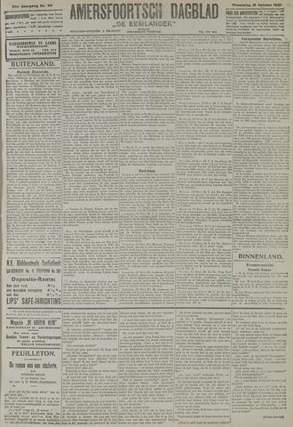 Amersfoortsch Dagblad / De Eemlander 1921-10-19