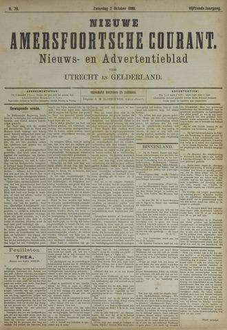 Nieuwe Amersfoortsche Courant 1886-10-02