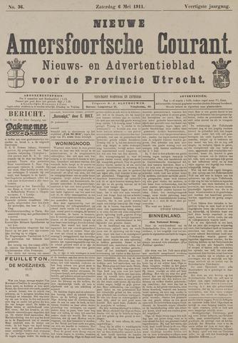 Nieuwe Amersfoortsche Courant 1911-05-06