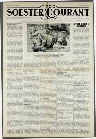 Soester Courant 1963-02-19