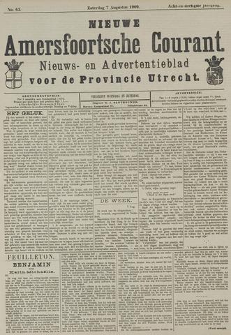 Nieuwe Amersfoortsche Courant 1909-08-07