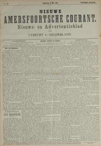 Nieuwe Amersfoortsche Courant 1891-05-09