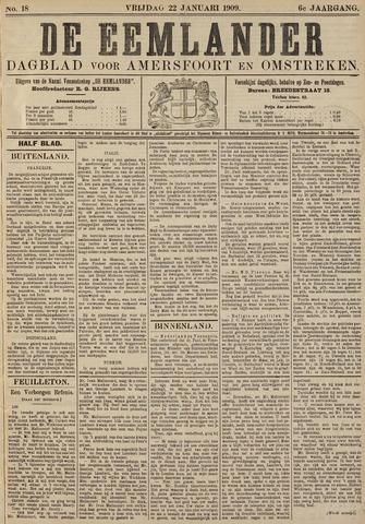 De Eemlander 1909-01-22