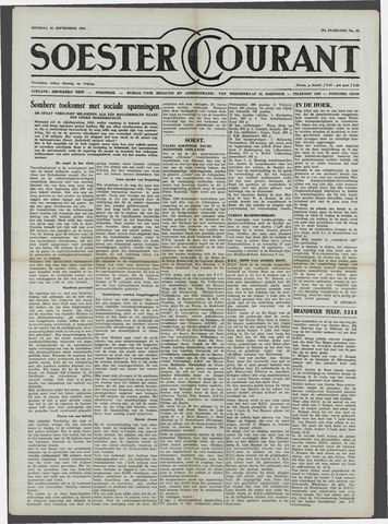 Soester Courant 1958-09-16