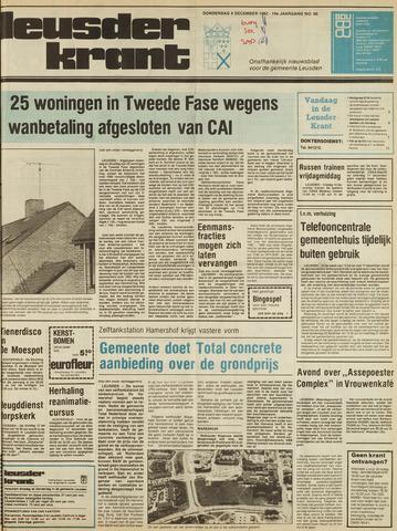 Leusder Krant 1982-12-09