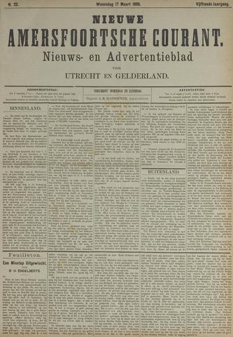 Nieuwe Amersfoortsche Courant 1886-03-17