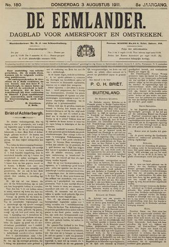 De Eemlander 1911-08-03