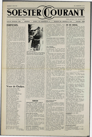 Soester Courant 1952-07-08