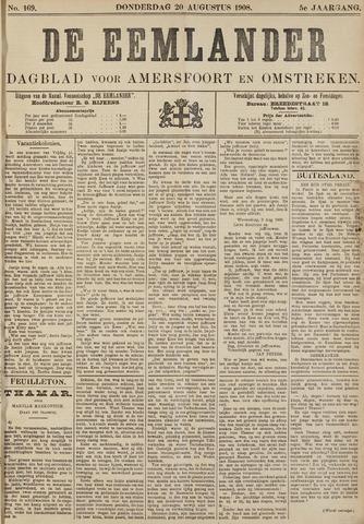 De Eemlander 1908-08-20