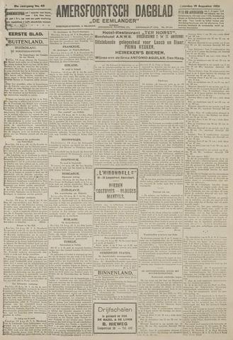 Amersfoortsch Dagblad / De Eemlander 1922-08-19