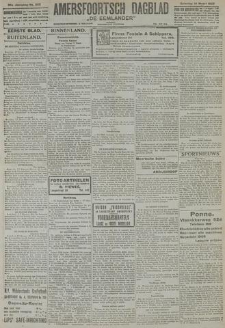 Amersfoortsch Dagblad / De Eemlander 1922-03-18