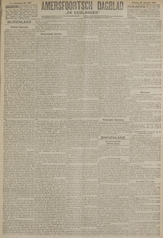 Amersfoortsch Dagblad / De Eemlander 1919-01-31