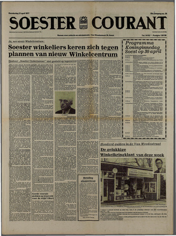 Soester Courant 1977-04-21