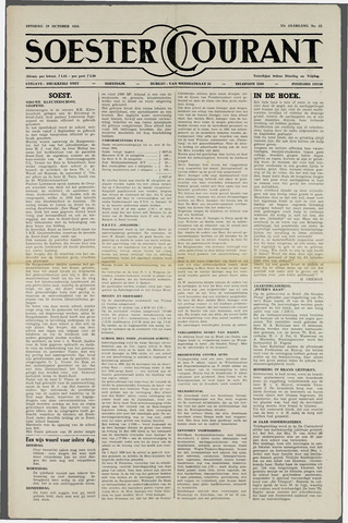 Soester Courant 1954-10-19
