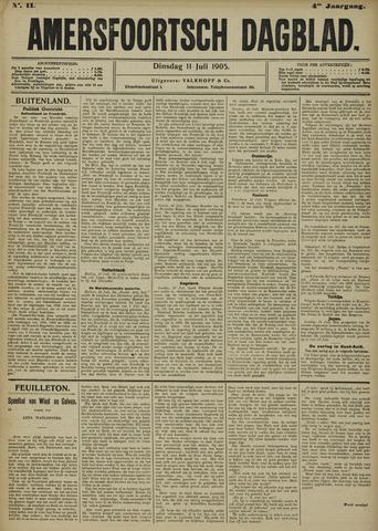 Amersfoortsch Dagblad 1905-07-11