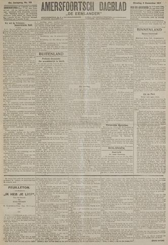 Amersfoortsch Dagblad / De Eemlander 1917-12-04