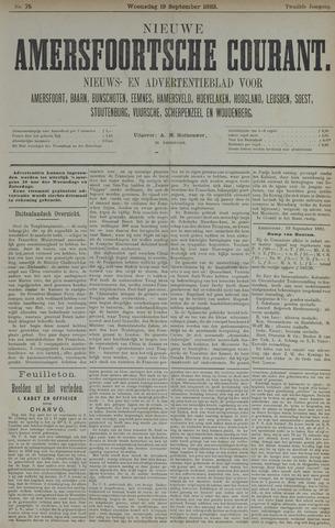 Nieuwe Amersfoortsche Courant 1883-09-19