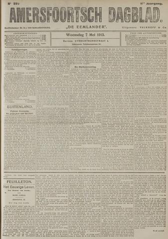 Amersfoortsch Dagblad / De Eemlander 1913-05-07