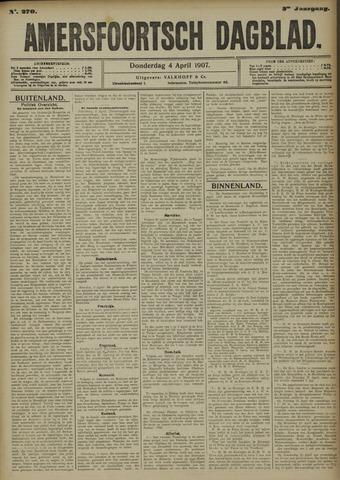 Amersfoortsch Dagblad 1907-04-04