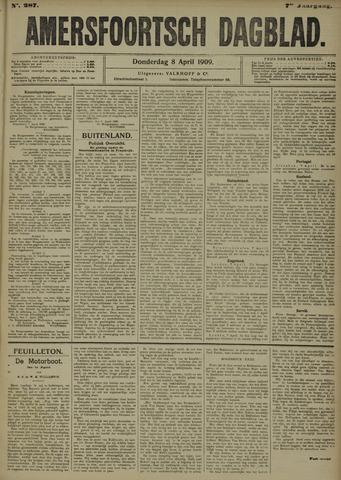 Amersfoortsch Dagblad 1909-04-08